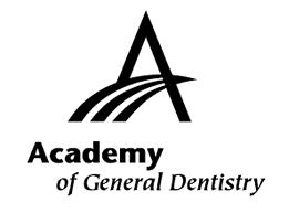 Scarborough Dentist - Dr. Sara Razmavar - Highland Creek Dental - Academy of General Dentistry Logo