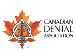 Scarborough Dentist - Dr. Sara Razmavar - Highland Creek Dental - Canadian Dental Association Logo