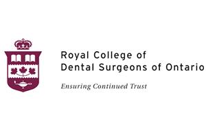 Scarborough Dentist - Dr. Sara Razmavar - Highland Creek Dental - RCDS0 Logo