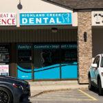 Highland Creek Dental - Office Front