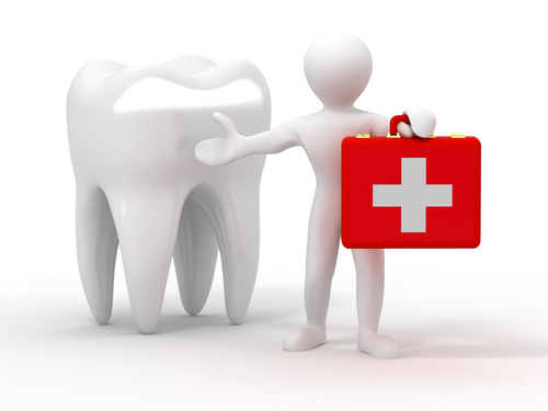 Dental Emergenices - Scarborough Dentist -Illustration